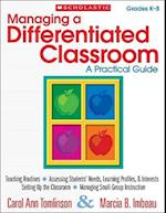 Managing a Differentiated Classroom