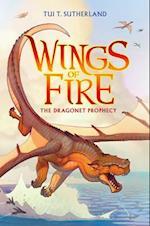 The Dragonet Prophecy af Tui Sutherland