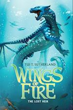 The Lost Heir af Tui Sutherland