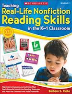 Teaching Real-Life Nonfiction Reading Skills in the K-1 Classroom