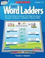 Daily Word Ladders Gr. 1-2 (Interactive Whiteboard Activities)