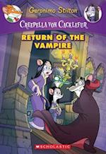 Return of the Vampire af Geronimo Stilton