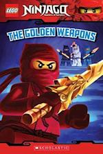 The Golden Weapons (Lego Readers)