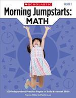 Math Grade 1 (Morning Jumpstarts)