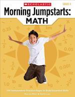 Morning Jumpstarts : Math, Grade 4 (Morning Jumpstarts)