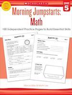 Math Grade 5 (Morning Jumpstarts)