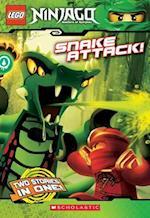 Snake Attack! (Lego Ninjago)