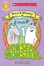 The Sea Monster af Jennifer E. Morris, J. E. Morris