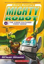 Ricky Ricotta's Mighty Robot vs. the Voodoo Vultures from Venus (Ricky Ricotta)