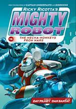Ricky Ricotta's Mighty Robot vs. The Mecha-Monkeys from Mars (Ricky Ricotta)