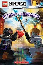 Attack of the Nindroids (Lego Ninjago)