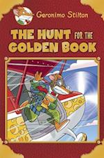The Hunt for the Golden Book af Geronimo Stilton