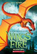Escaping Peril (Wings of Fire, nr. 8)