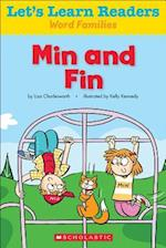 Min and Fin (Lets Learn Readers Word Families)
