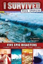 I Survived Five Epic Disasters (I Survived True Stories)