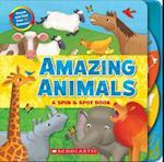 Amazing Animals (Spin Spot)
