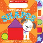 Carry and Learn Shapes af Sarah Ward