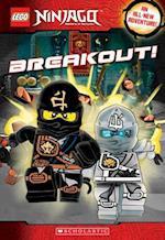 Breakout! (Lego Ninjago Chapter Books)