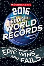 Scholastic Book of World Records 2016 (Scholastic Book of World Records)