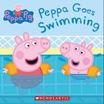 Peppa Goes Swimming af Eone