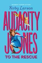 Audacity Jones to the Rescue (Audacity Jones)