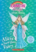 Alicia the Snow Queen Fairy (Rainbow Magic)