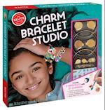 Gold Charm Bracelet Studio (Klutz)