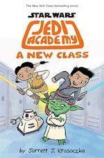 A New Class (Star Wars Jedi Academy)