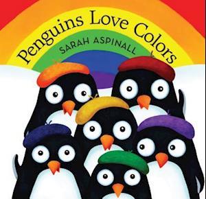Penguins Love Colors
