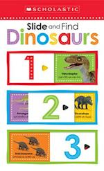 Slide and Find Dinosaurs (Scholastic Early Learners)