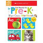 Get Ready for Pre-K Wipe-Clean Workbooks (Scholastic Early Learners)