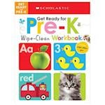 Wipe-clean Workbooks (Scholastic Early Learners)