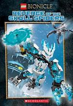 Revenge of the Skull Spiders (Lego Bionicle)
