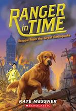 Escape from the Great Earthquake (Ranger in Time)