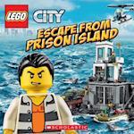 Escape From Prison Island (Lego City)