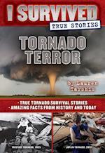 Tornado Terror (I Survived True Stories)