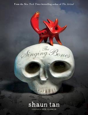 Bog, hardback The Singing Bones af Shaun Tan