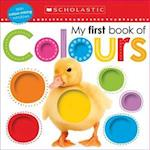 My First Book of Colours (Scholastic Early Learners)