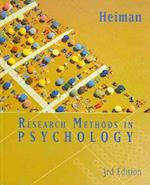 Heiman Research Methods Third Edition Plus Perrin Pocket Guide to Apasecond Edition