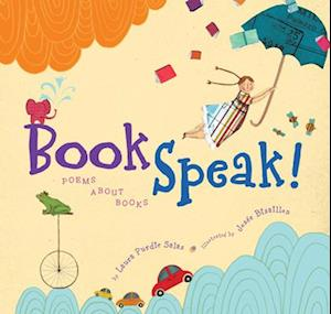 Bog, hardback Bookspeak! af Laura Purdie Salas