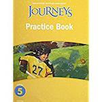 Journeys, Grade 5 Practice Book (Houghton Mifflin Journeys)