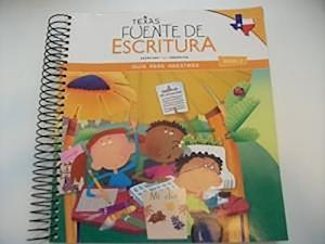 Great Source Write Source Spanish Texas
