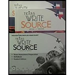Great Source Write Source Texas