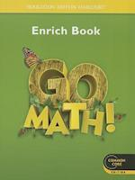Go Math! Enrich Book Grade 1 (Houghton Mifflin Harcourt Go Math)