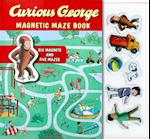 Curious George Magnetic Maze Book (Curious George)
