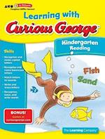 Learining with Curious George Kindergarten Reading af Houghton Mifflin Harcourt