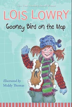 Bog, paperback Gooney Bird on the Map af Lois Lowry