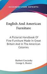 English and American Furniture