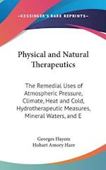 Physical and Natural Therapeutics
