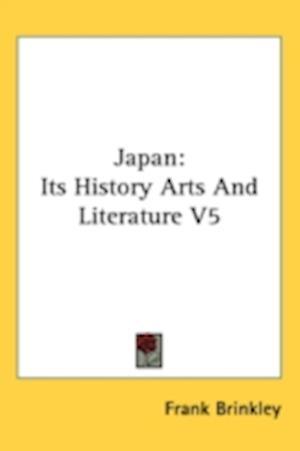 Bog, hardback Japan af Frank Brinkley